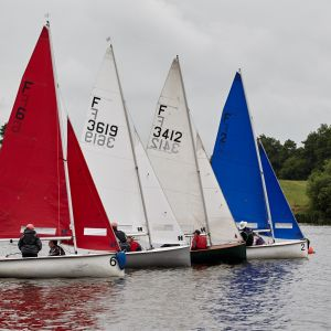 Firefly Open at Budworth Sailing Club