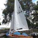 FIREFLY sailing dinghy No 3414 - £2300